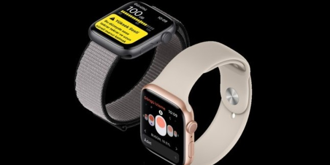 Yeni Apple Watch Touch ID ile gelebilir