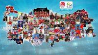Türk Olimpiyat Takımı için Hashtag Belli Oldu