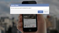 İstediğiniz Facebook videosunu silin!