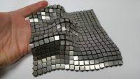 NASA, metalik uzay kumaşı üretti