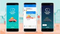 Samsung'dan In-Traffic Reply uygulaması!