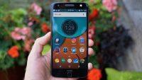 Moto Z için Android 7.1.1 yayınlandı!