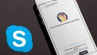 Skype şifrelemeli özel sohbetler sunuyor!