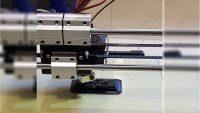 Lise öğrencilerinden 3D Printer
