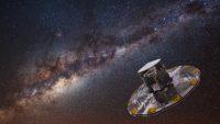 Galaksimizin muhteşem haritası!