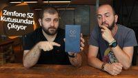 Asus Zenfone 5z kutu açılışı!