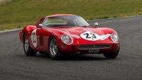 1962 Ferrari 250 GTO fiyatı ile tarihe geçti!