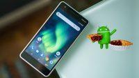 Nokia 2.1 Android Pie güncellemesi yayınlandı!