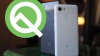 Android Q Beta sürümündeki yenilikler!