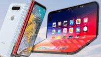 Katlanabilir iPhone yepyeni bir teknoloji ile geliyor!