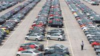 Otomotiv pazarı ne kadar küçüldü? İşte detaylar…