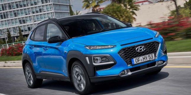 2019 Hyundai Kona hibrit tanıtıldı!
