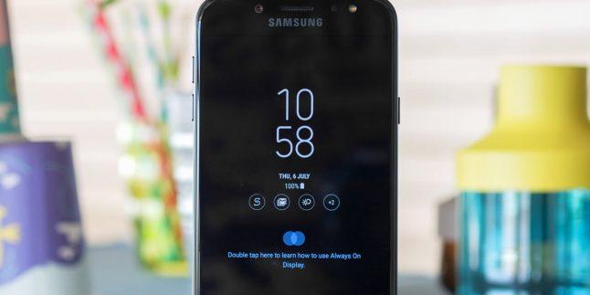 Galaxy J7 Pro Android Pie güncellemesi çıktı!