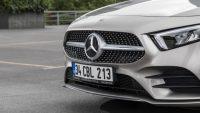 Mercedes A Serisi Sedan Türkiye'de!