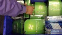 Microsoft Windows 7 için yolun sonuna yaklaşılıyor