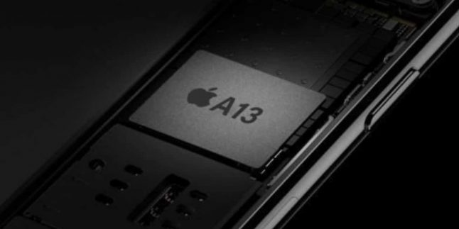 Apple A13 Bionic tanıtıldı! En hızlı mobil işlemci
