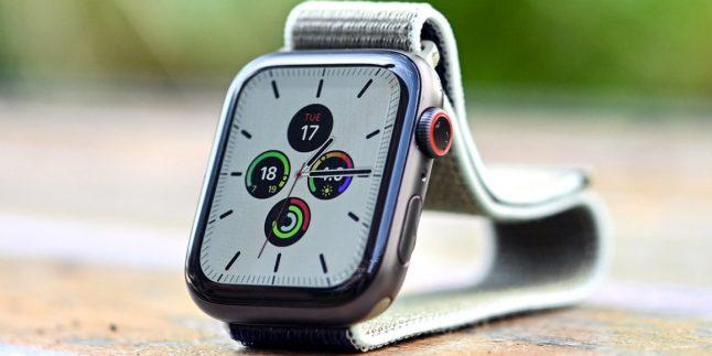 Apple Watch Series 5 bataryası için önemli değişiklik