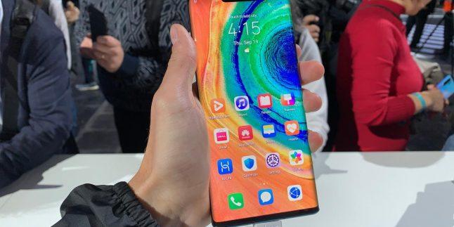 Huawei Mate 30 Pro 5G yapay zeka puanı ile büyüledi