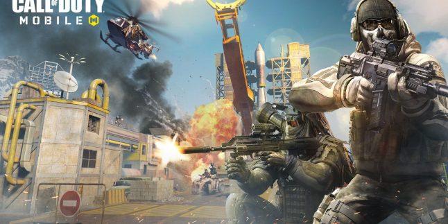 PUBG katili Call of Duty: Mobile yayınlandı
