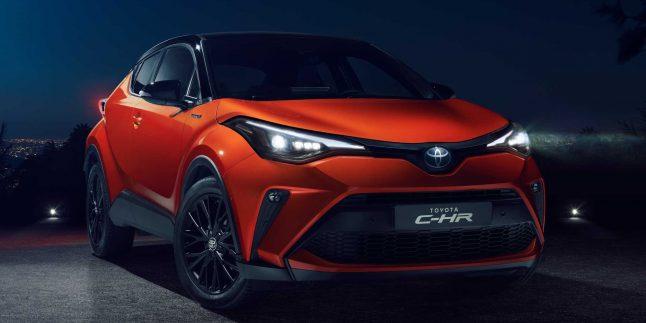 Makyajlı Toyota CH-R Türkiye fiyatı belli oldu