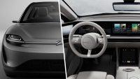 Sony Vision-S tanıtıldı! Elektrikli otomobil sürprizi