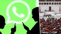 WhatsApp grupları takip edilecek iddiası için açıklama!