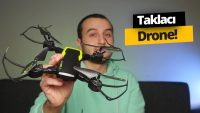 189 TL'ye drone alırsanız ne olur?