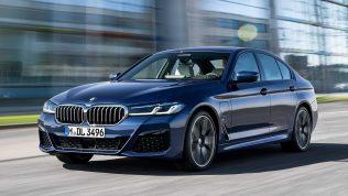 2021 BMW 5 Serisi makyajlandı! İşte yenilikler