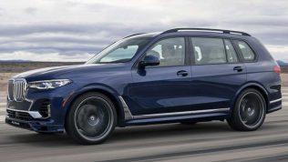 2021 BMW Alpina XB7 tanıtıldı!