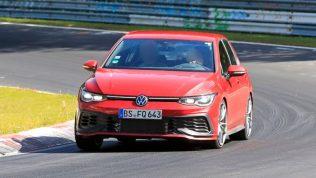 2021 VW Golf GTI TCR tasarımı netleşiyor!