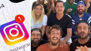Acun Ilıcalı'dan Instagram canlı yayın dünya rekoru!