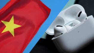 Apple Çin'deki üretimini azaltmaya başladı