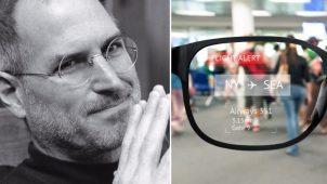Apple Glass tasarımı için Steve Jobs ilham alınabilir