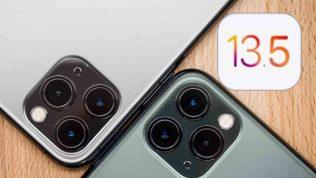 Apple iOS 13.5 dönüş yolunu kapattı