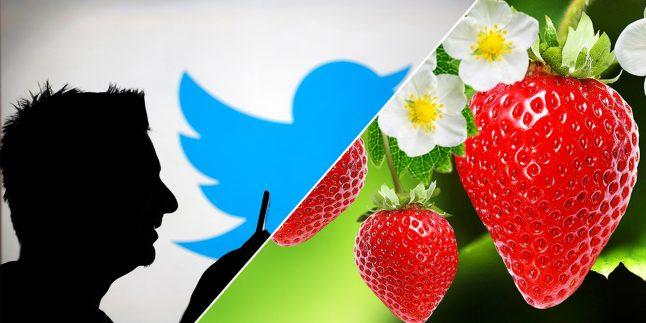 Çilek, sosyal medyada gündem oldu! İşte nedeni