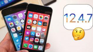 Eski iPhone ve iPad'ler için yeni güncelleme!