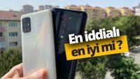 Galaxy A51 kamerası vs Xiaomi Mi 9T kamera karşılaştırma