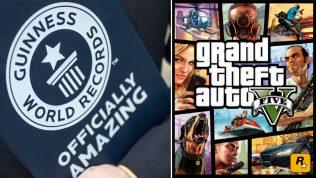 GTA 5'in Guinness rekoru kırdığı 7 büyük başarı