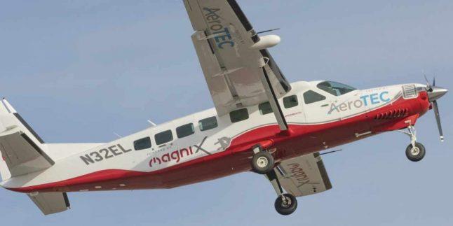 Havacılık dünyasında önemli bir ilk yaşandı!