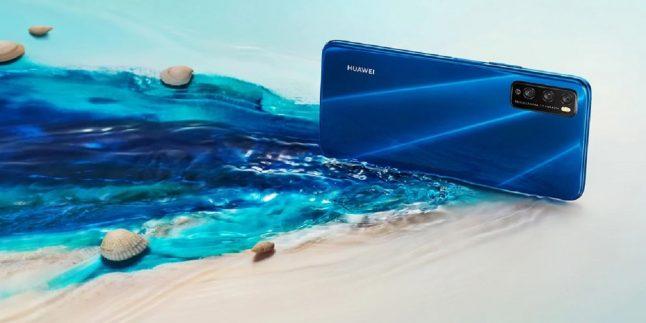 Huawei Enjoy Z 5G tanıtıldı! İşte özellikleri ve fiyatı