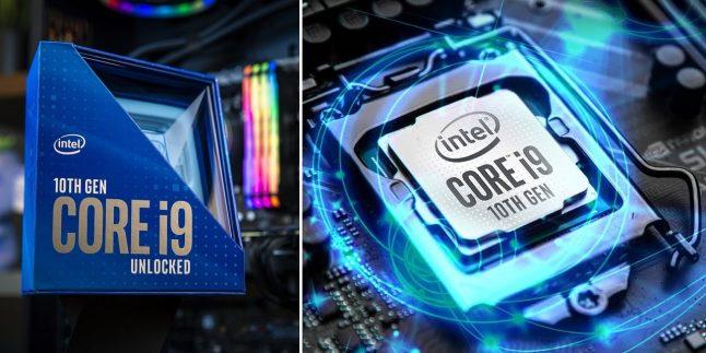 Intel Core i9-10900K hız aşırtma rekoru kırdı!