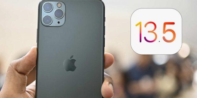 iOS 13.5 uygulama güncelleme hatası gündemde