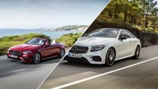 Mercedes E serisi Coupe ve Cabriolet tanıtıldı