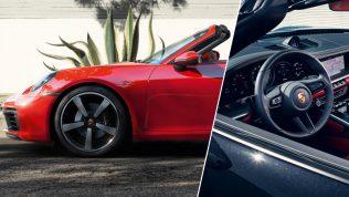 Porsche 911 Targa 4 ve 4S tanıtıldı! İşte yenilikler