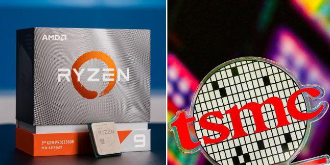 Ryzen 4000 serisi işlemciler için şaşırtan TSMC iddiası!