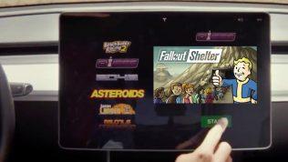 Tesla araçlara Fallout Shelter güncellemesi!