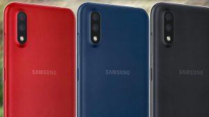 Uygun fiyatlı Galaxy M01 geliyor! İşte özellikleri