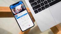 Yeni Facebook karanlık mod görüntülendi